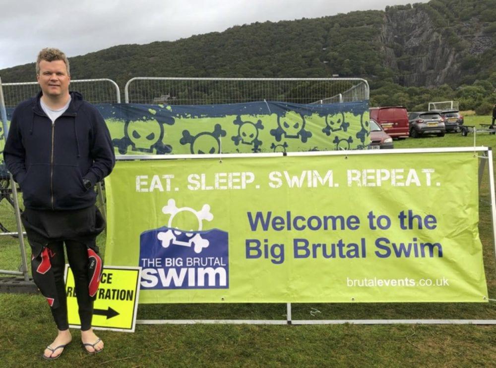 doms big brutal swim